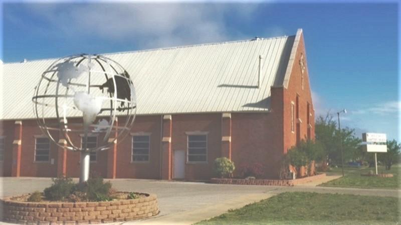 Church South View